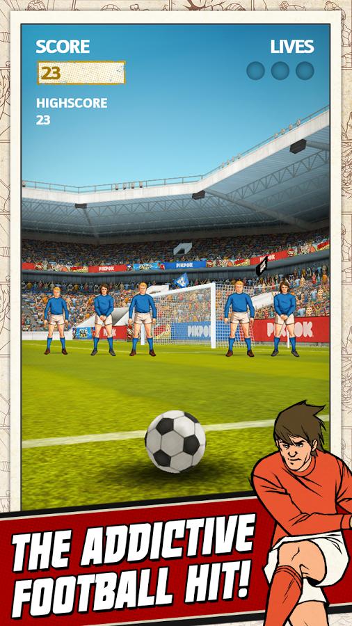 Flick Kick Football Kickoff v1.5.0 .apk File