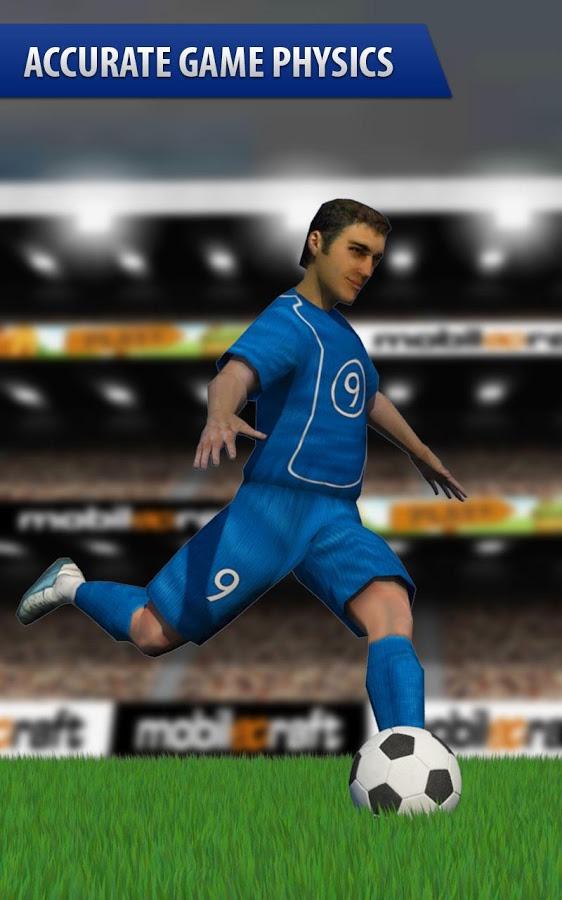 Flick Shoot (Soccer Football) v 3.4.4 .apk File