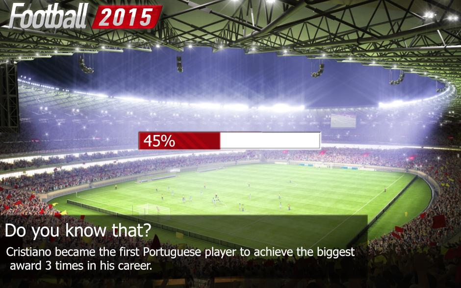 Football 2015 v1.0.2 .apk File