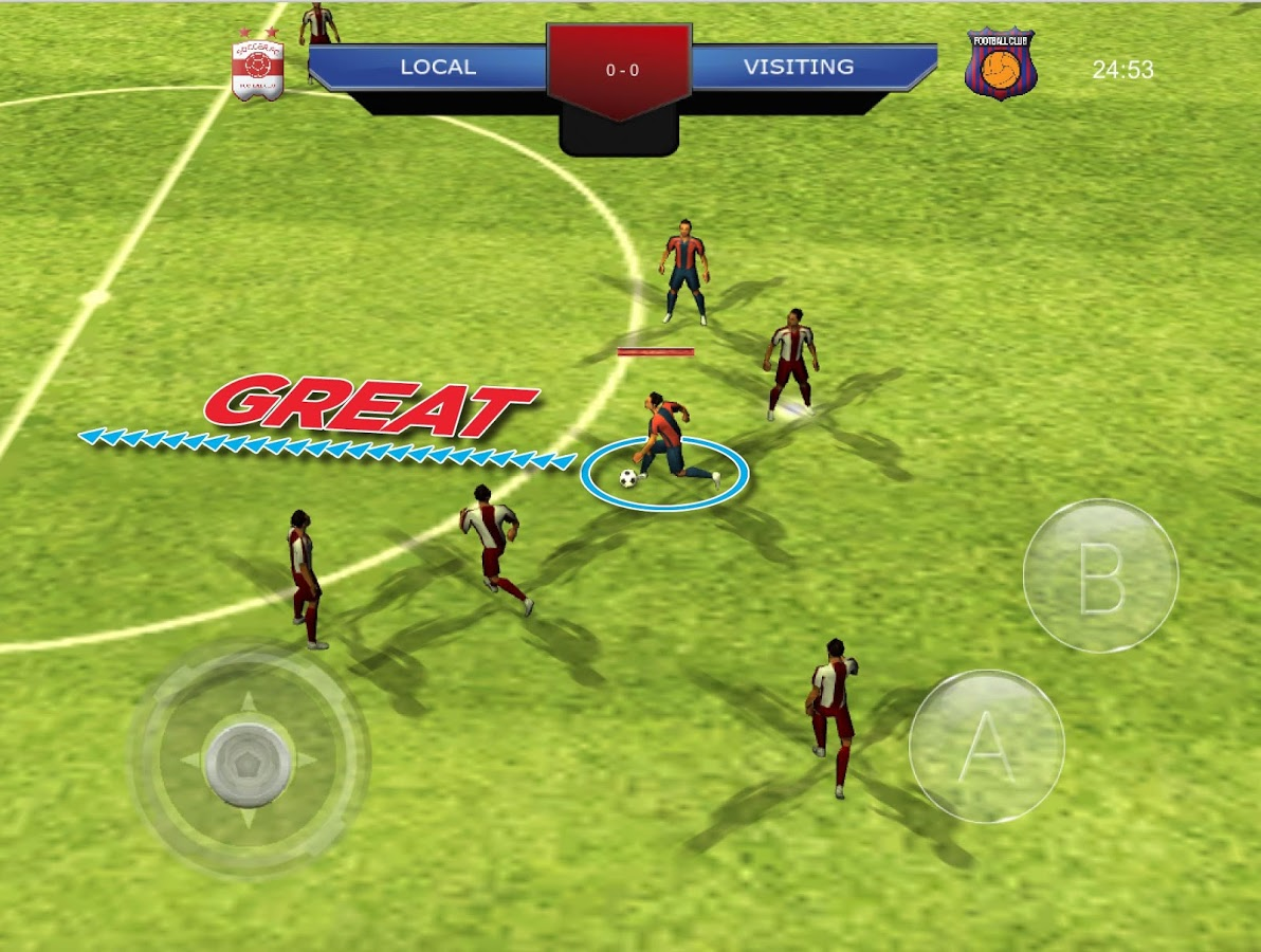 Football 2016 v1.4 .apk File