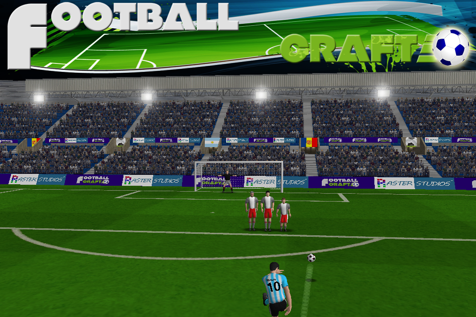 Football Craft ( Soccer ) v1.7.0 .apk File