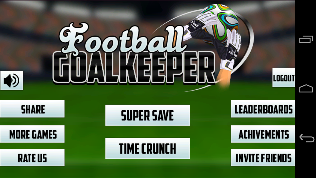 Football Goalkeeper v1.0  .apk File