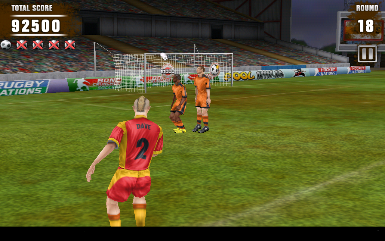 Football Kicks v1.6.1 .apk File