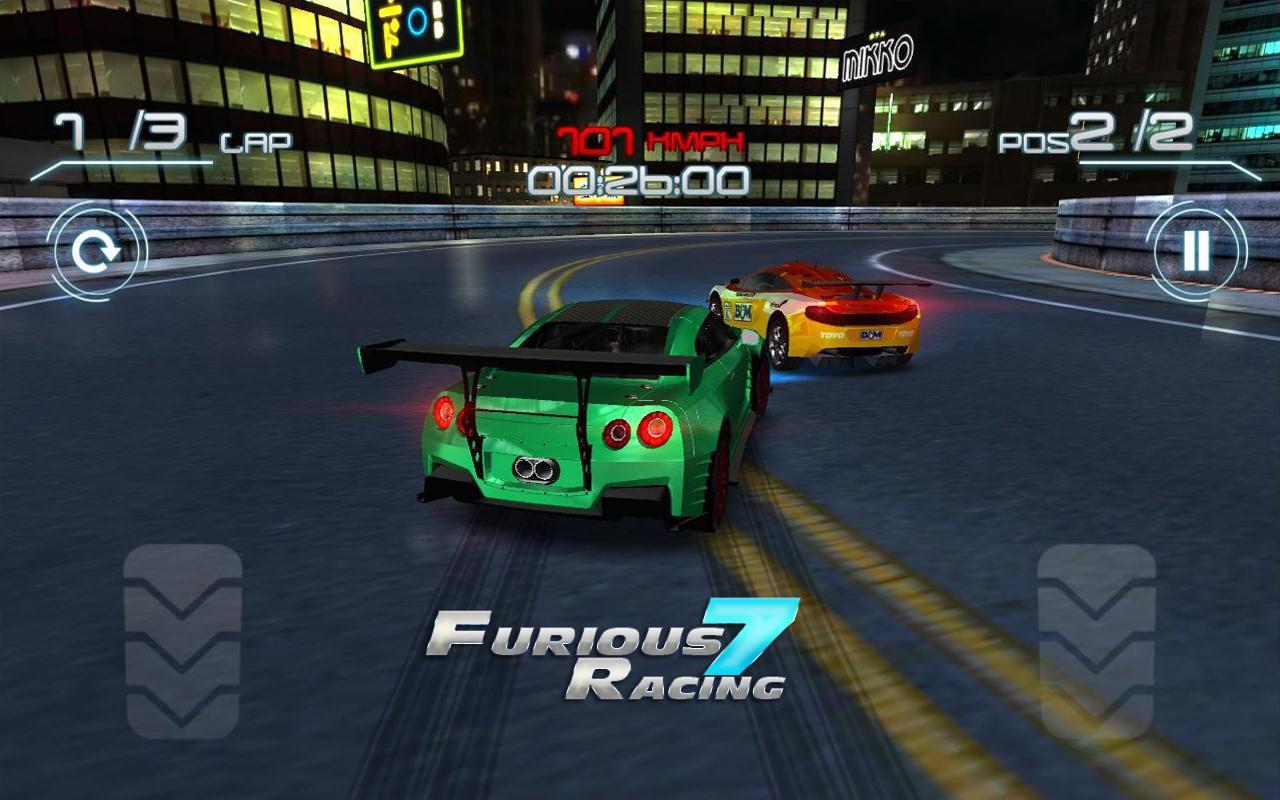 Furious Racing v5.9 .apk File