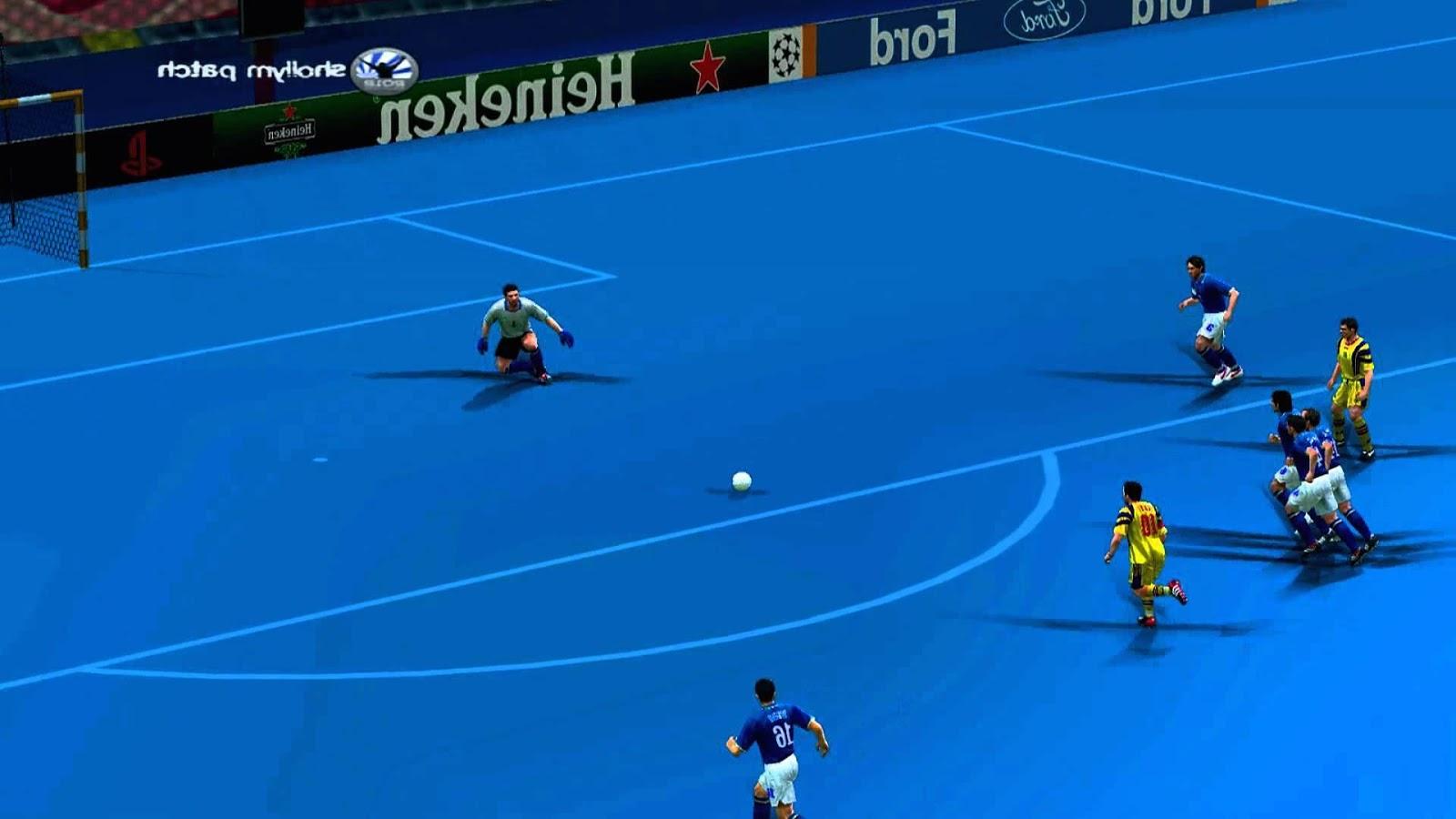Futsal Football 2015 v2.0 .apk File