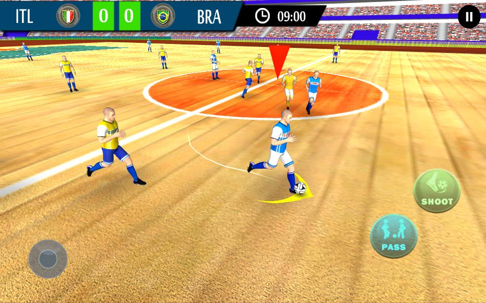 Futsal Football 2015 v24 .apk File