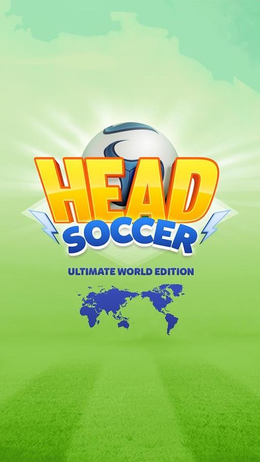 Head Soccer – World Football v2.2 .apk File