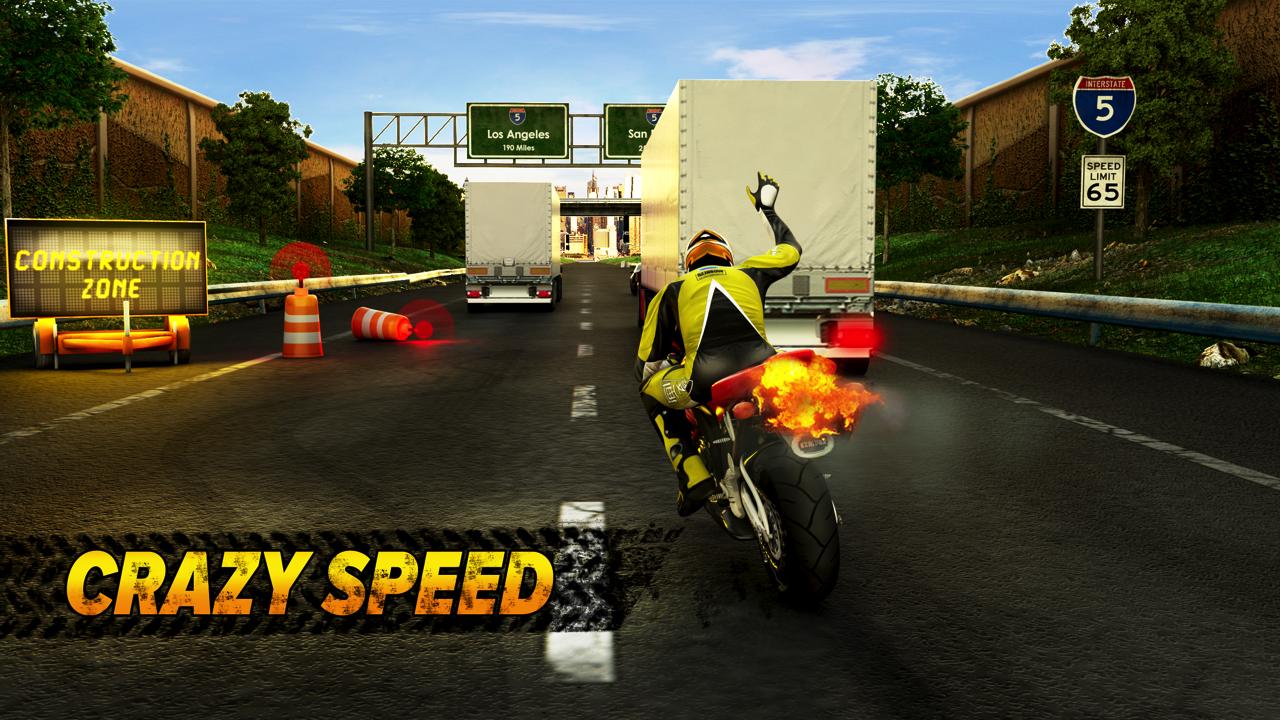 Highway Rider v1.8.1 .apk File