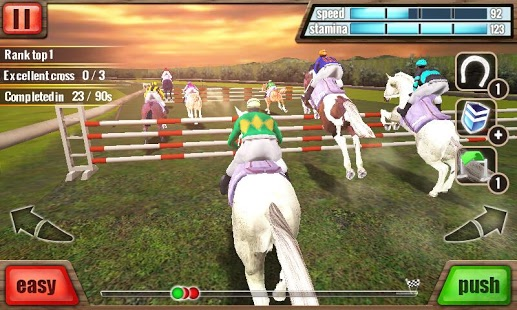 Horse Racing 3D v1.0.3 .apk File