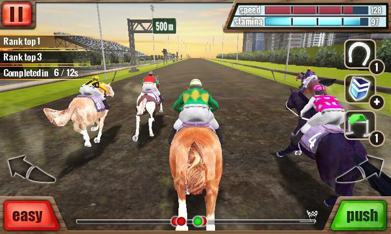 Horse Racing 3D v1.0.3 .apk File