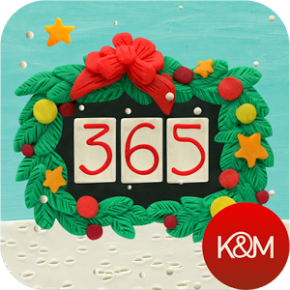 KM Christmas countdown widgets Feature