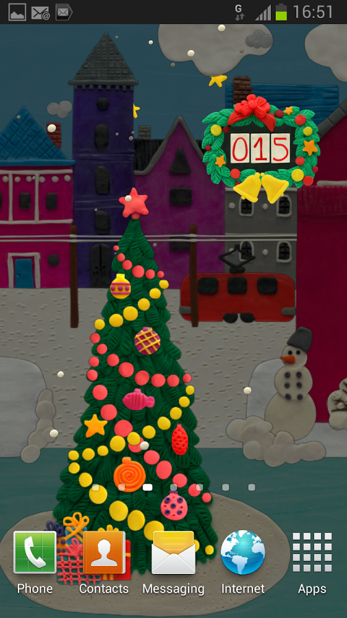 KM Christmas countdown widgets v15.11.17 .apk File