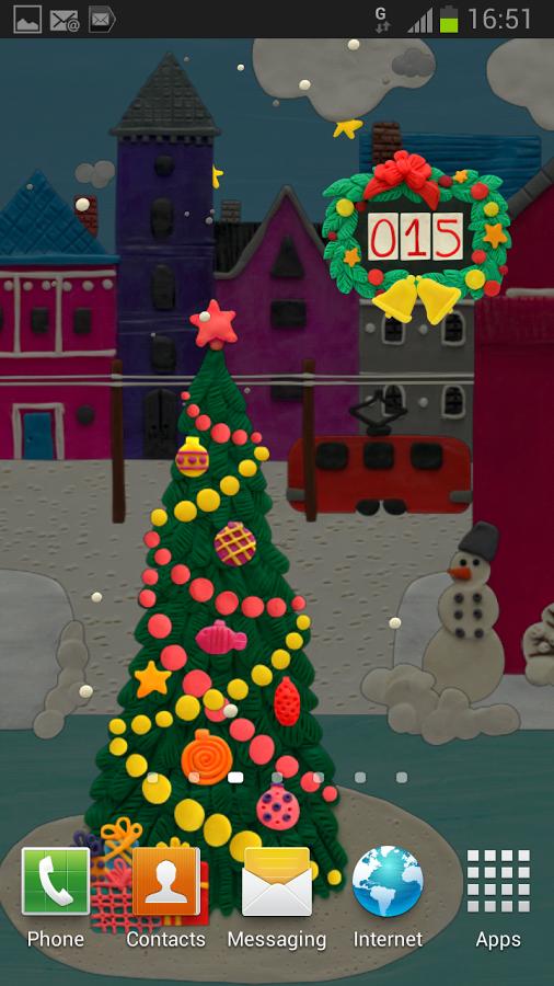 KM Christmas countdown widgets v15.11.17 .apk File