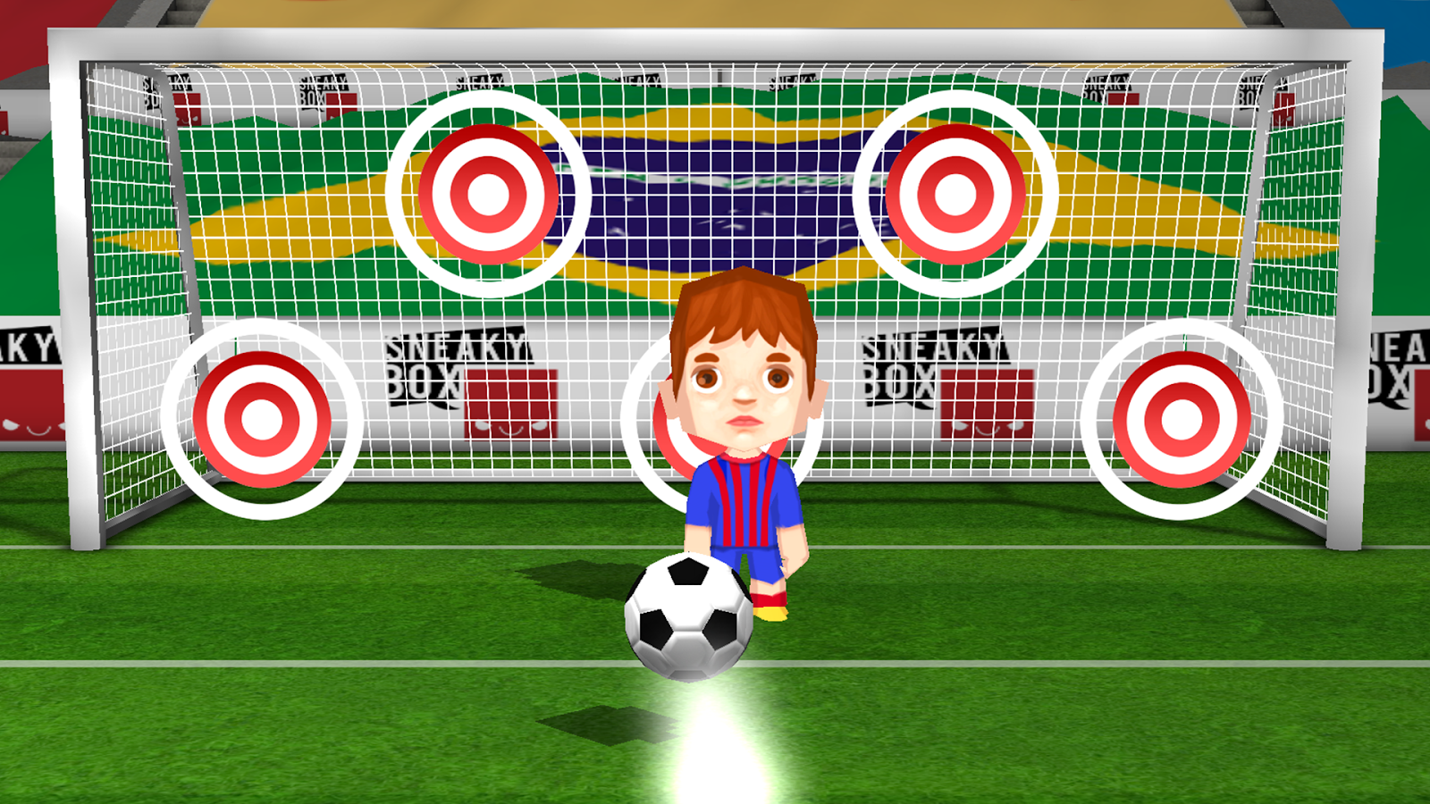 Kids soccer (football) v1.4.3 .apk File