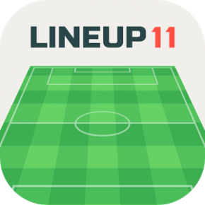 Lineup11 - Football Line-up Feature