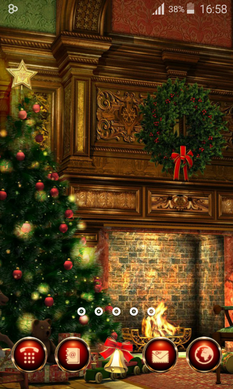Merry Christmas – The Theme v2.3 .apk File