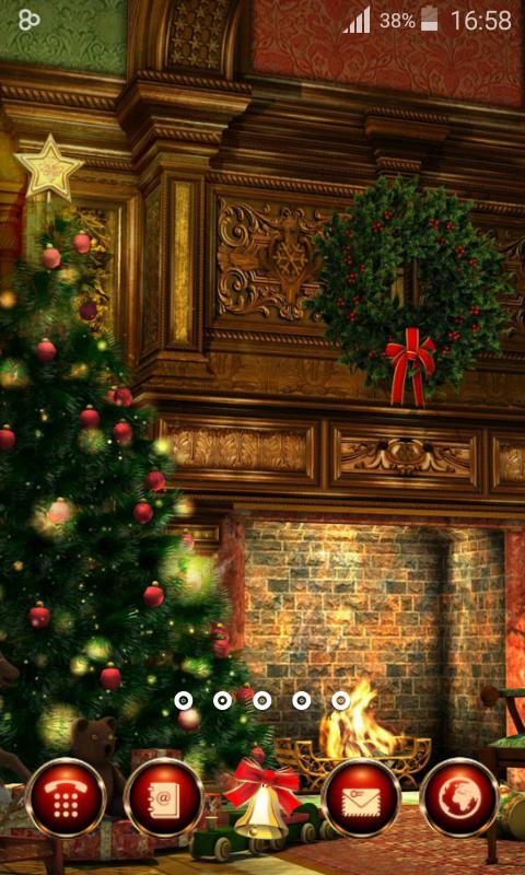 Merry Christmas – The Theme v2.3 .apk File