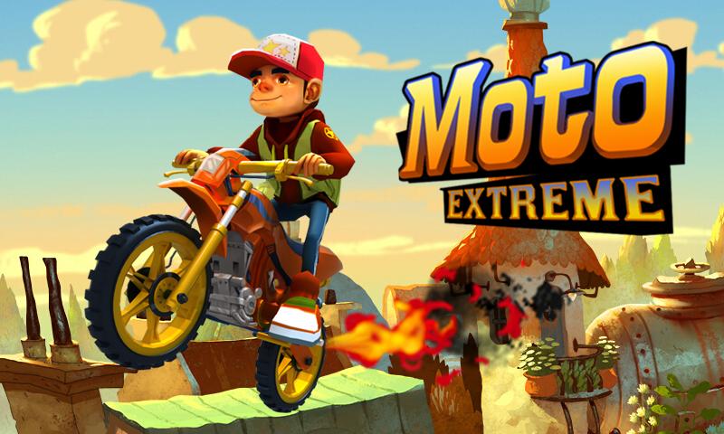 Moto Extreme – Motor Rider v 1.6.065 .apk File
