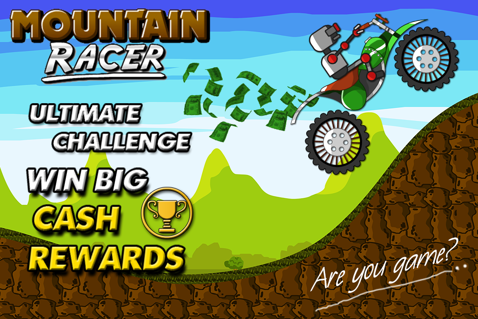 Mountain Racer Hill Climb Free v5.0 .apk File
