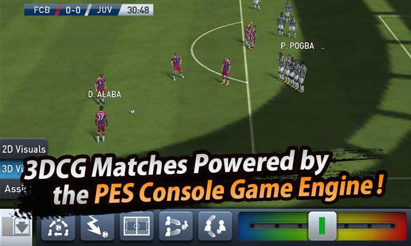 PES CLUB MANAGER v 1.2.0 .apk File