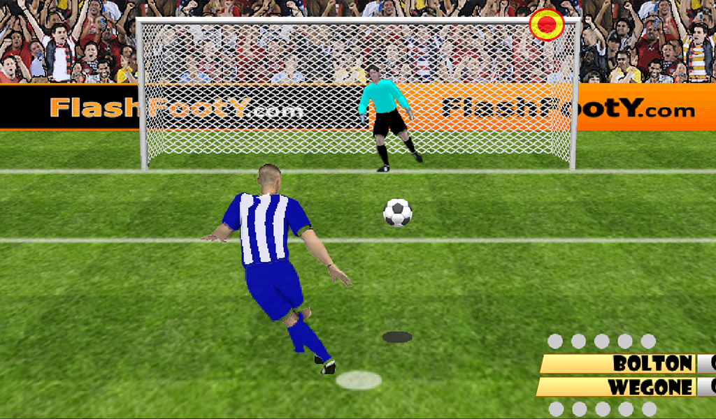 PenaltyShooters Football Games v 1.0.2 .apk File
