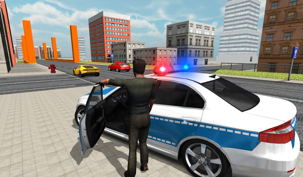 Police Car Driver v2 .apk File