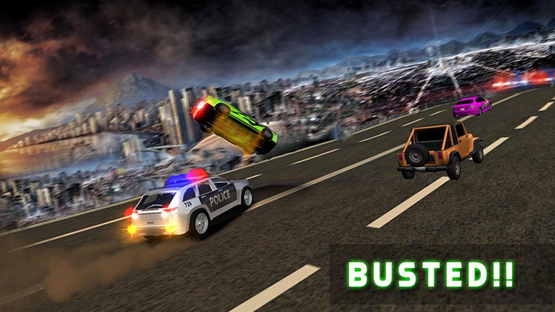 Police Chase Street Crime 3D v1.0 .apk File