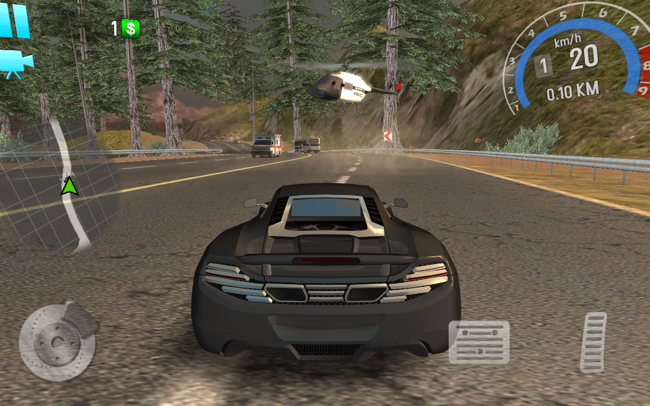 Racer UNDERGROUND v 1.22 .apk File