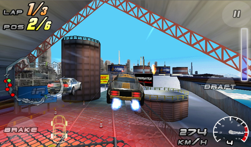 Raging Thunder 2 – FREE v 1.0.16 .apk File