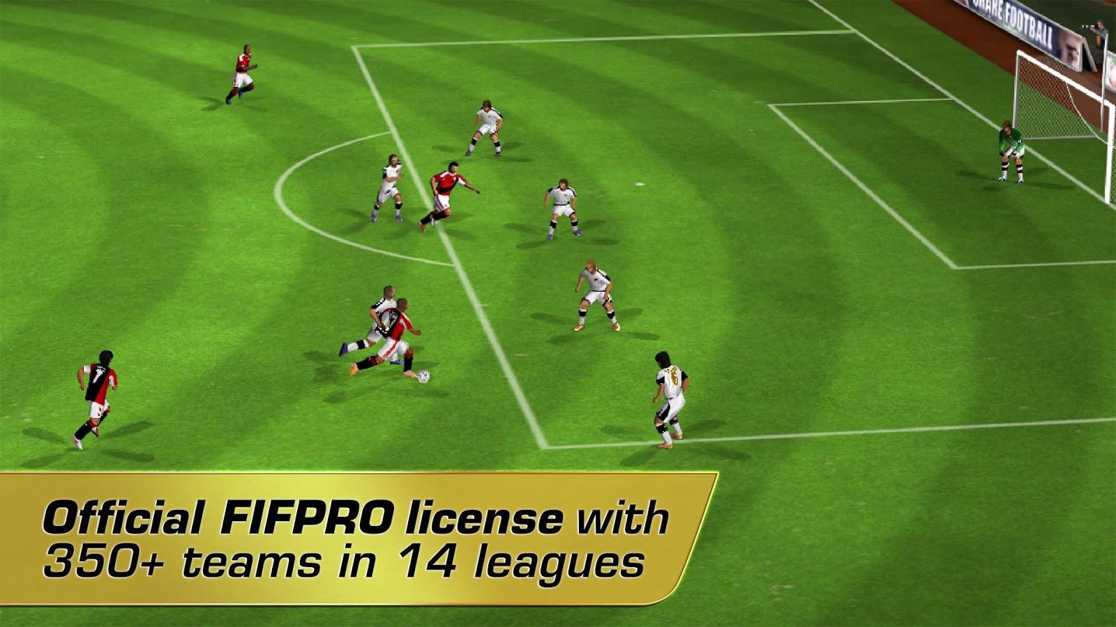 Real Football 2012 v1.6.1 .apk File