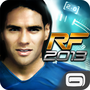 Real football 2013 for java download.