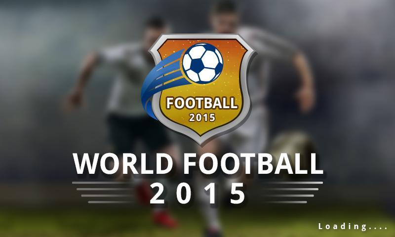 Real Football Game 2015 v1.3 .apk File