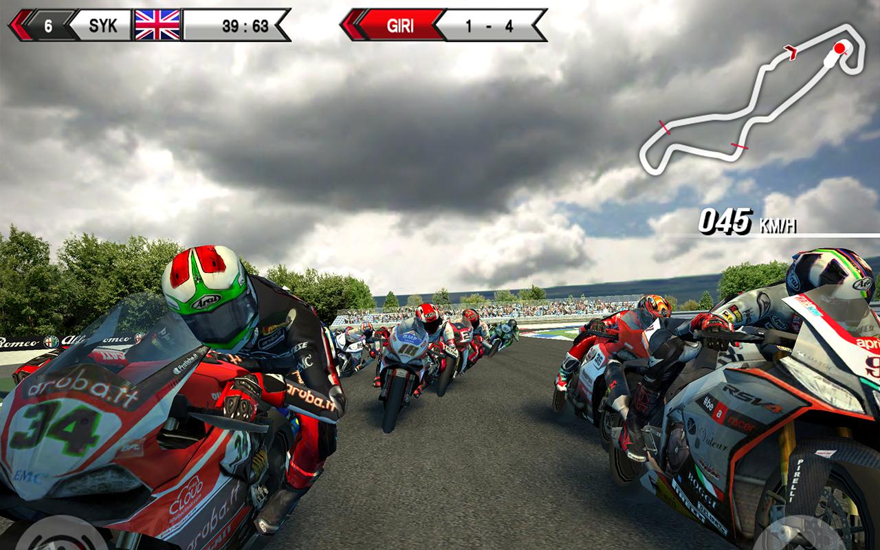 SBK15 Official Mobile Game v1.2.0 .apk File