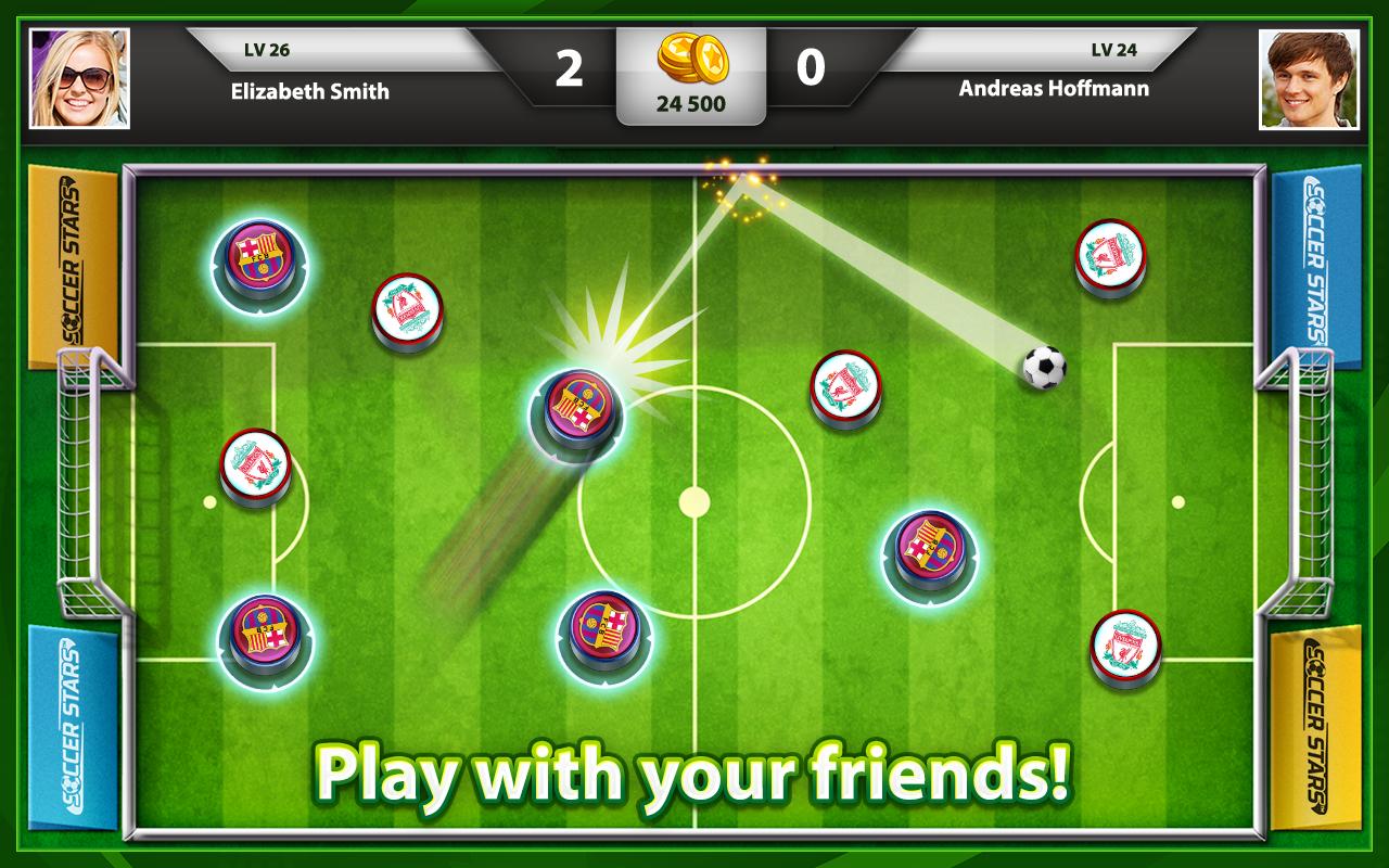 Soccer Stars v2.2.2 .apk File