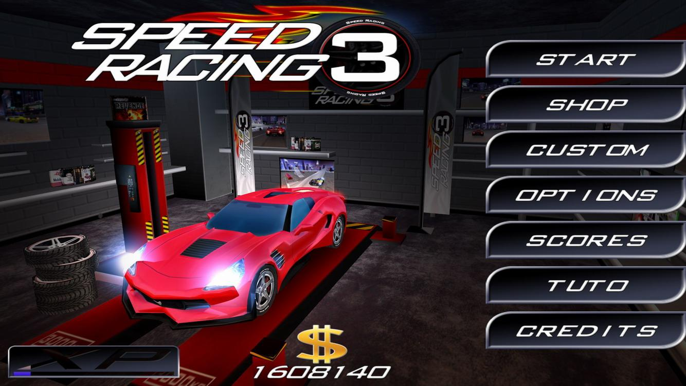 Speed Racing Ultimate 3 Free v1.9 .apk File