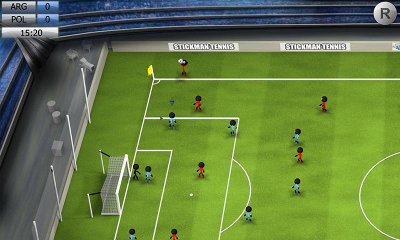 Stickman Soccer 2014 v2.1 .apk File