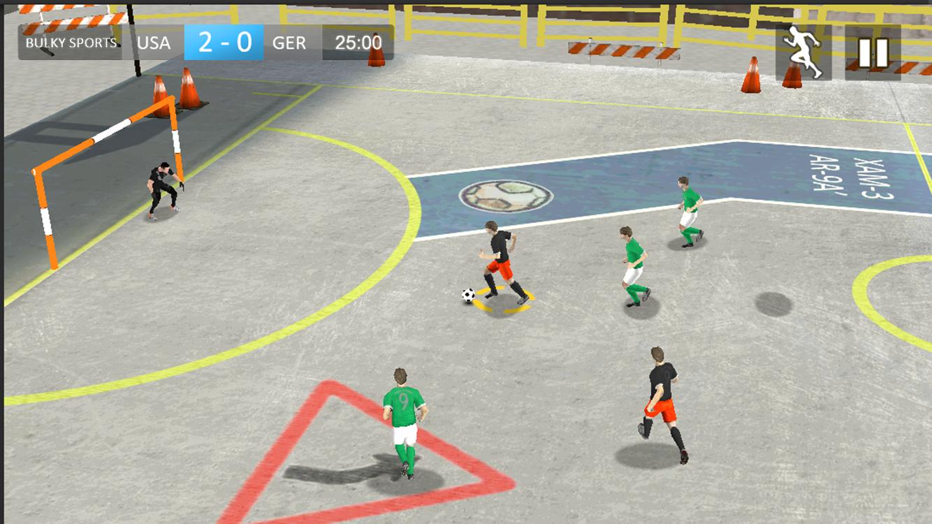 Street Soccer 2016 v1.2 .apk File