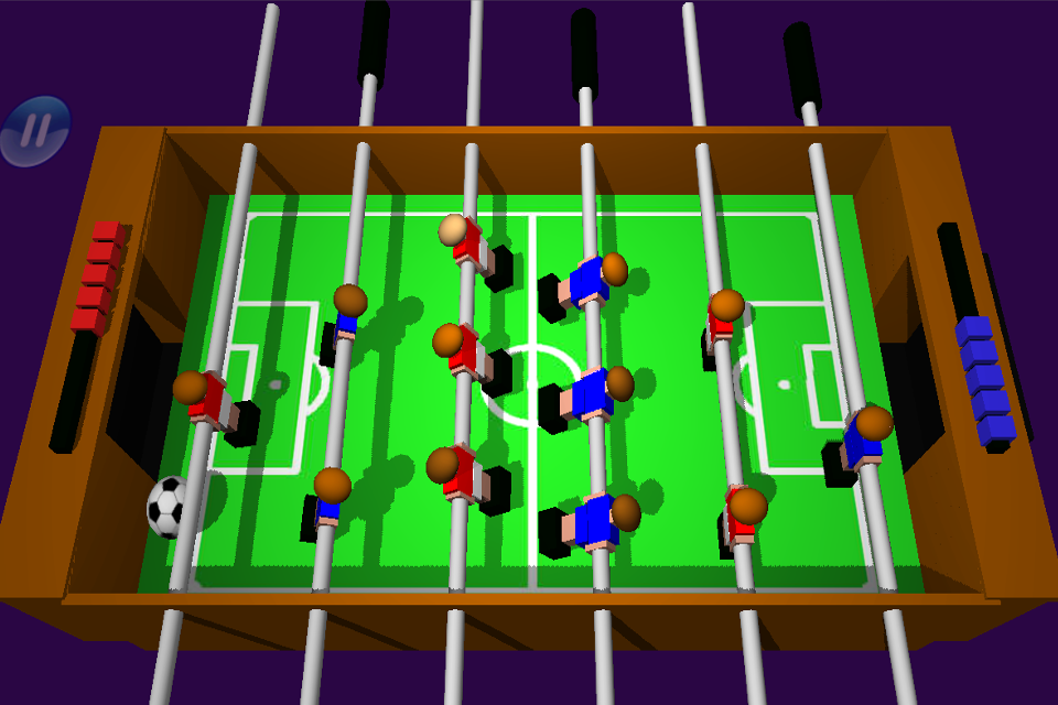 Table Football, Soccer 3D v1.9  .apk File