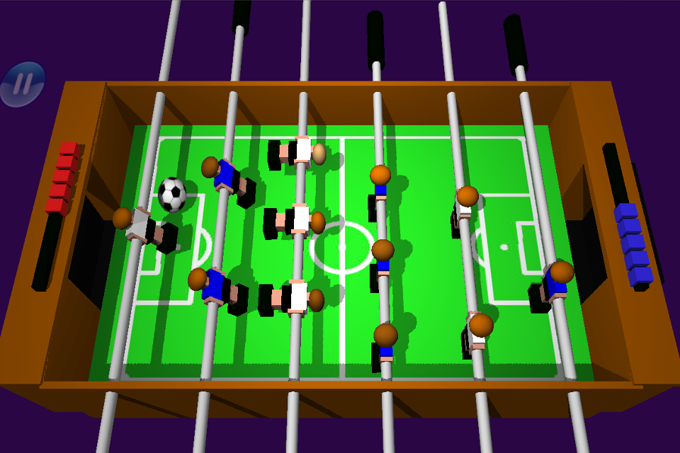 Table Football, Soccer 3D v1.9  .apk File