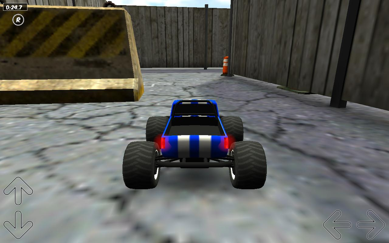 Toy Truck Rally 3D v1.2.4 .apk File