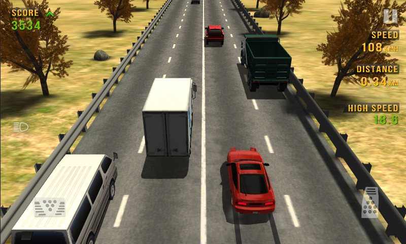 Traffic Racer v2.2.1 .apk File