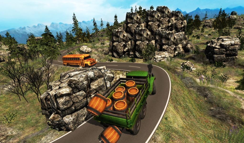 Truck Driver 3D v5 .apk File