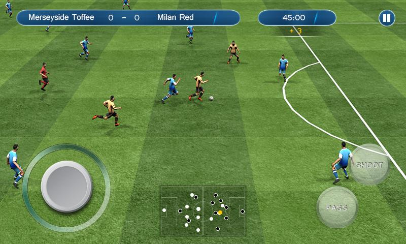 Ultimate Football v1.1.4 .apk File