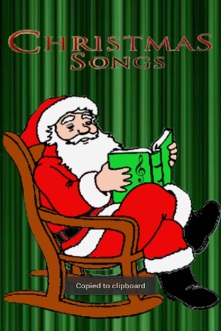 christmas songs v1.0 .apk File