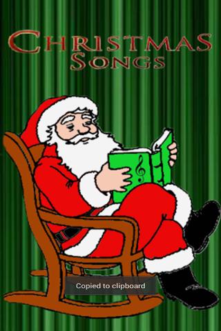christmas songs v1.0 .apk File