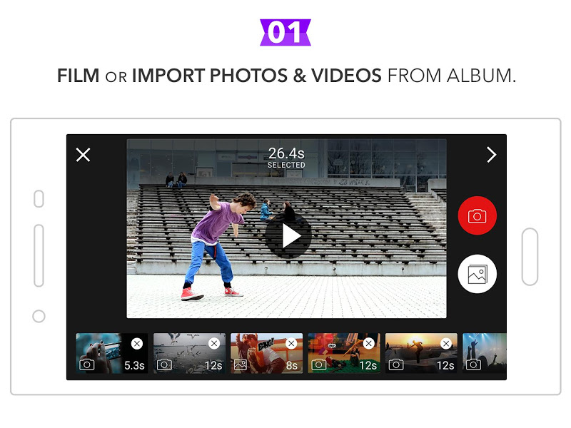 ALIVE Video Editor Film Maker v1.0.3  .apk File