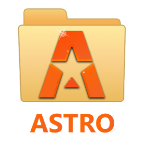 ASTRO File Manager Feature