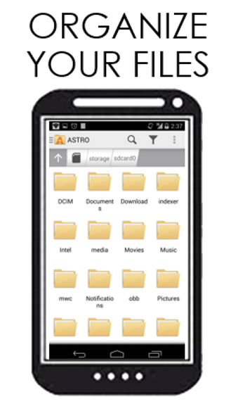 ASTRO File Manager v4.6.2.7 .apk File