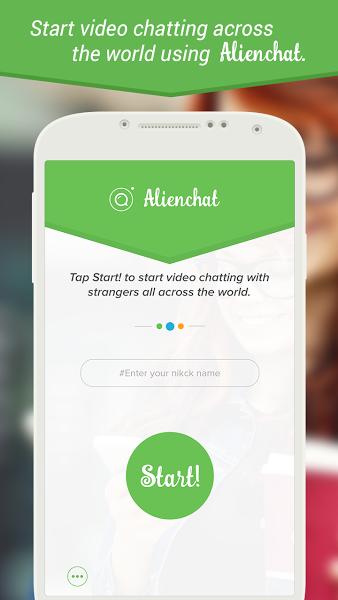 Alien chat – video call v4.1.0  .apk File