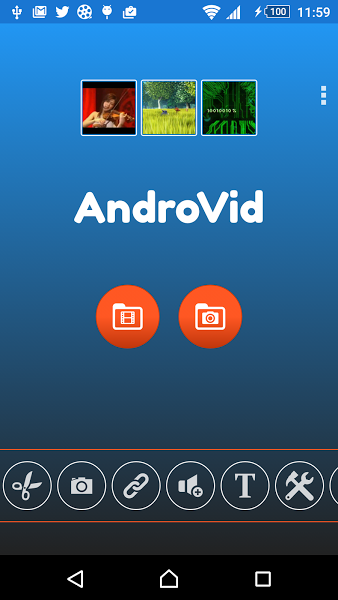 AndroVid – Video Editor v2.7.0 .apk File